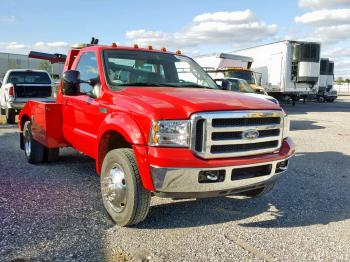 Salvage Ford F-350 Super Duty